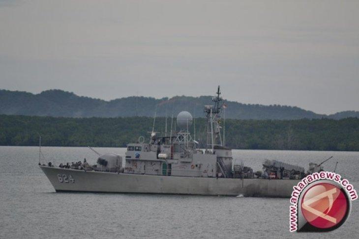 Lantamal VII tingkatkan patrolil kapal perang