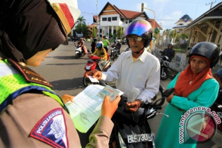 51 pelanggar ditindak selama Operasi Patuh Rencong