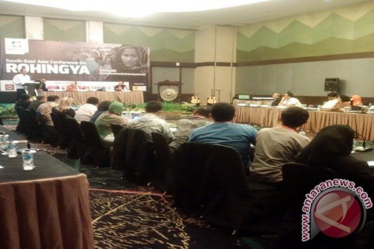 Parni Hadi Buka Konferensi ASEAN Soal Rohingya
