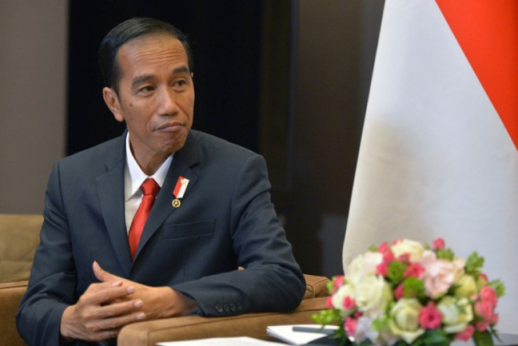 President Jokowi meets with Russian business executives