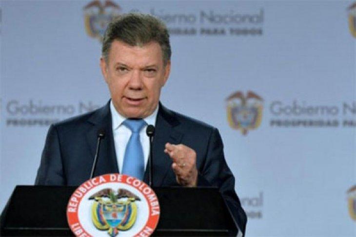 Kolombia luncurkan gugus tugas militer untuk perangi kelompok bersenjata