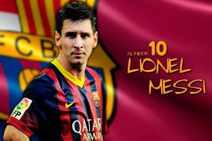 Messi Inspirasi Barca untuk Menang atas Sevilla