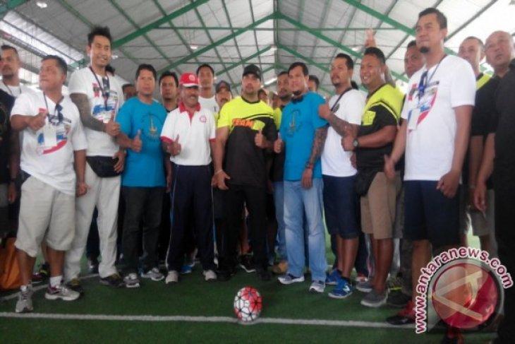 Ormas PBB Gelar Pertandingan Futsal