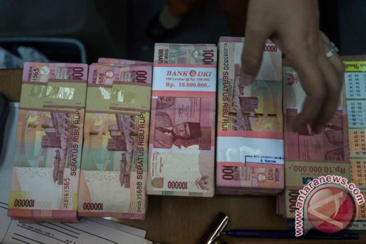 Rupiah Rabu sore menguat 28 poin menyusul penurunan perdagangan dolar AS