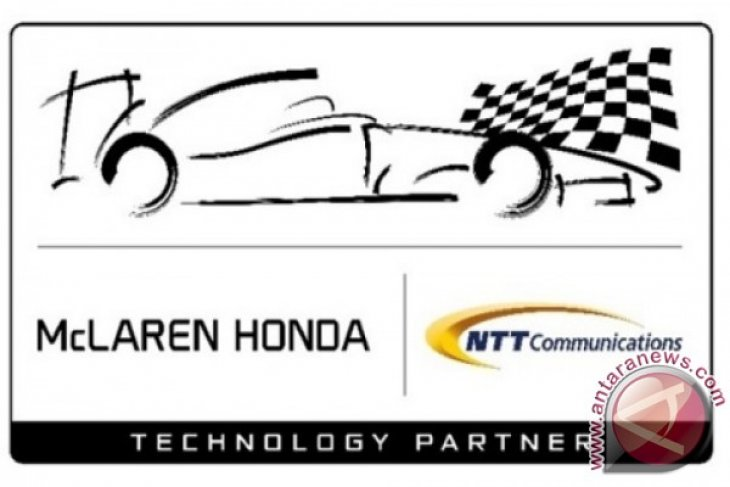 McLaren-Honda and NTT Communications announce three year partnership