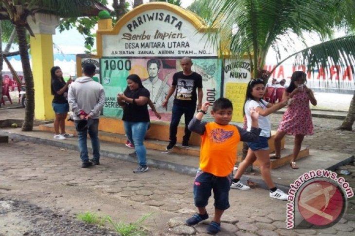Tidore Kepulauan meriahkan kemerdekaan dengan pelestarian lingkungan