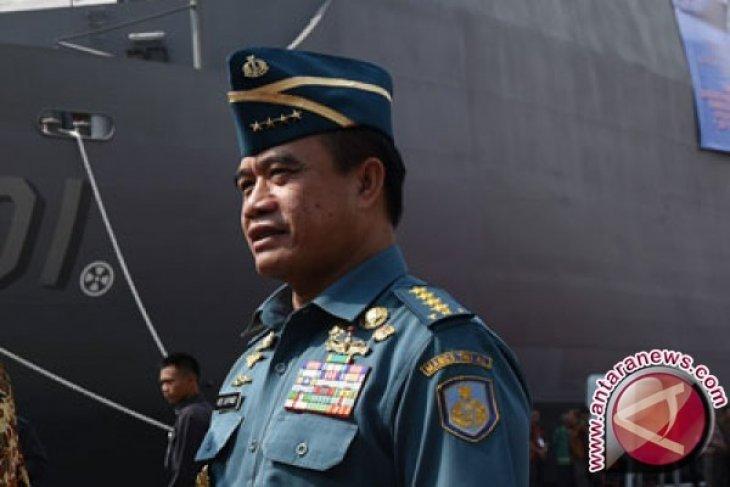 Kepala Staf TNI AL gelar halal bihalal bersama prajurit