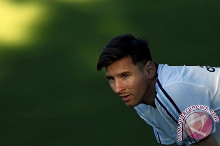 Argentina Berjuang Untuk Penghargaan Utama Tanpa Messi