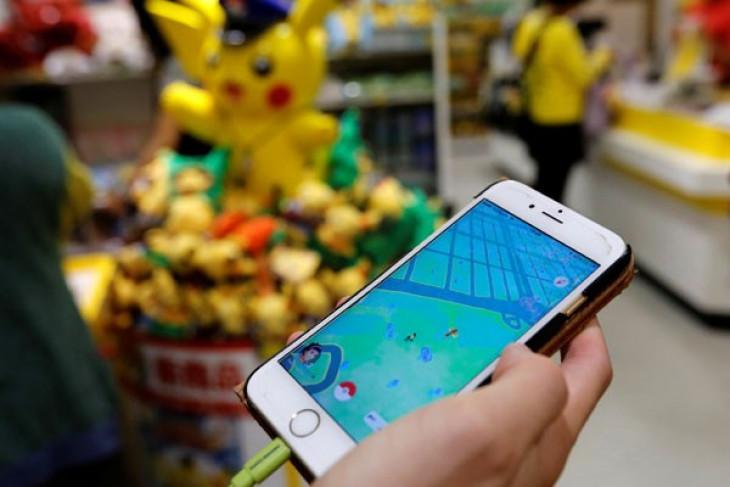 Penggemar Pokemon Go ramaikan festival Pikachu di Yokohama