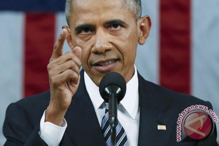 Pidato Sebagai Mantan Presiden, Obama Tak Sebut-Sebut Trump