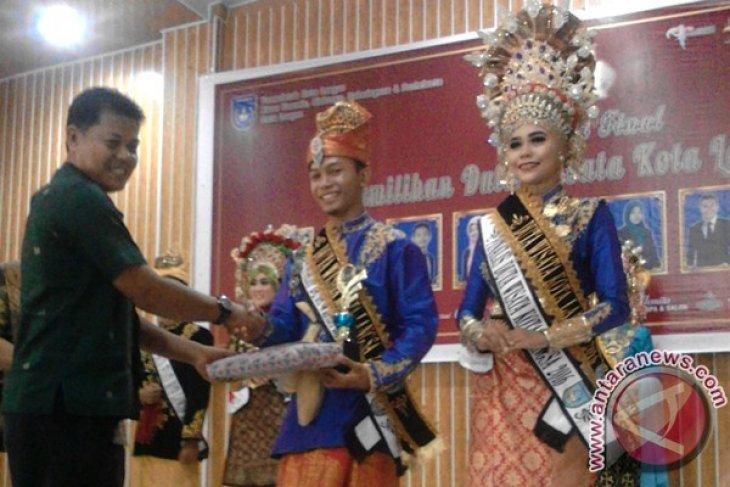 Wahyu-Maryam Duta Wisata Kota Langsa 2016