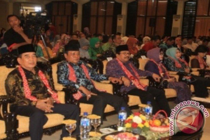 Halal Bihalal Kerukunan Keluarga Kalimantan  di Jatim
