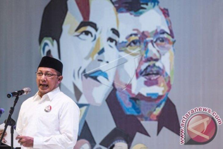 Lukman Hakim Saifuddin menyayangkan maraknya tebar kebencian
