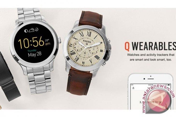 Fossil perkenalkan dua smartwatch baru