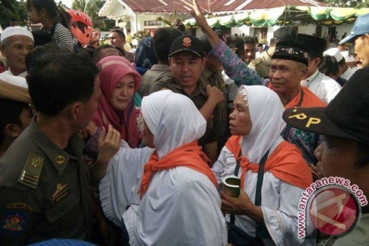Calon Haji Mukomuko 50 Orang Lunasi BPIH