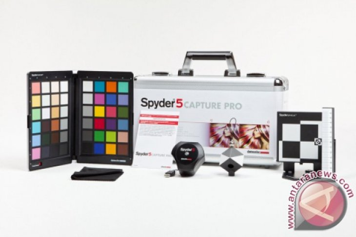 Datacolor® releases Spyder®5CAPTURE PRO, the complete color calibration solution for imaging professionals