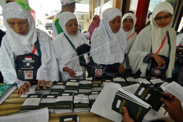 Calon haji Kabupaten Kapuas Hulu 130 orang