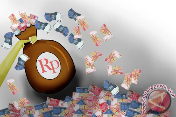 Puluhan juta rupiah diamankan terkiat OTT pungli BPN Bekasi