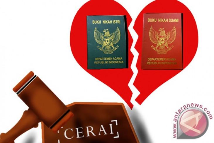 Kasus perceraian non muslim di Bengkalis meningkat tajam