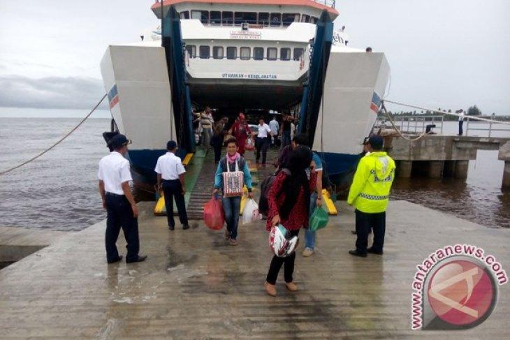 ASDP: lintasan Meulaboh - Sinabang sepi pelancong