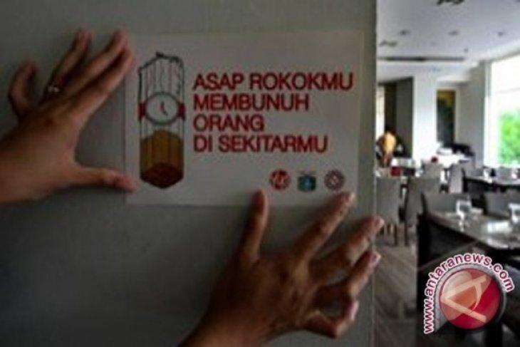 Dinkes Penajam Galang Komitmen Kawasan Bebas Rokok