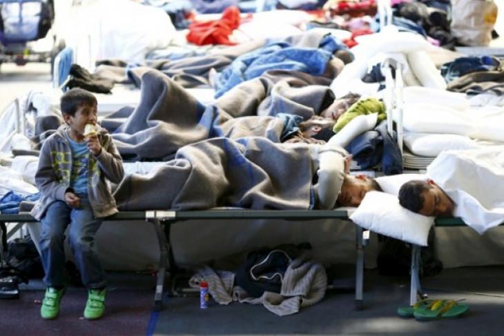 Jerman akan batasi kedatangan pengungsi jadi 200.000 per tahun