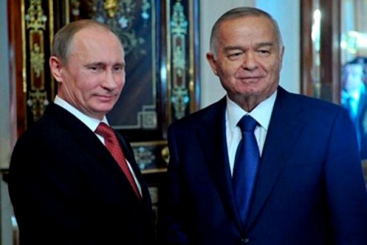 Putin offers condolences to Karimov`s death