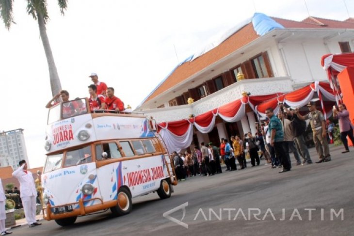 Menpora: Atlet Olimpiade Inspirasi Indonesia
