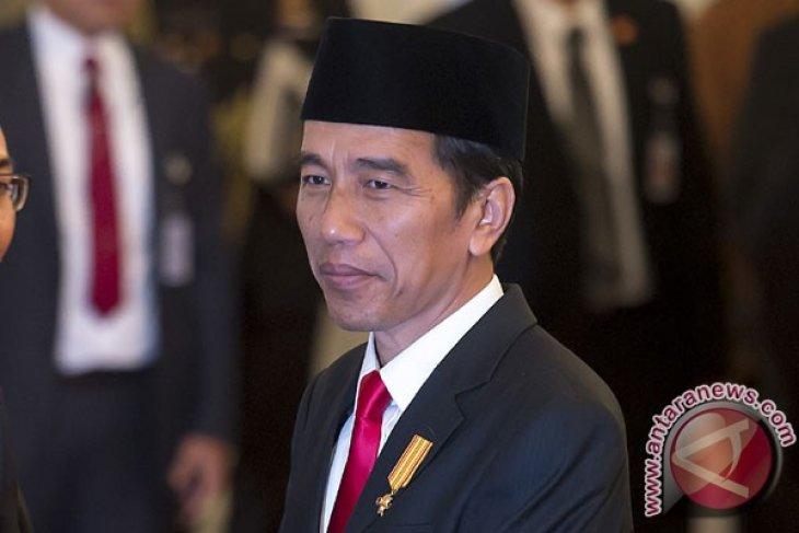 Presiden menuju Yogyakarta