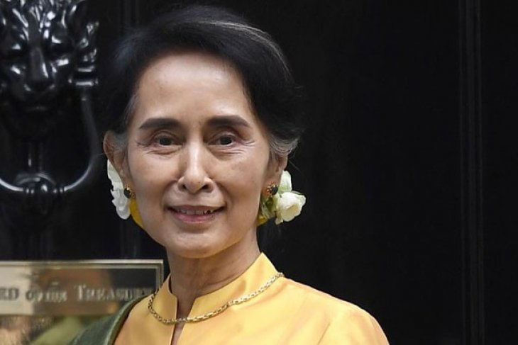 Suu Kyi kecam pelanggaran HAM di Rakhine