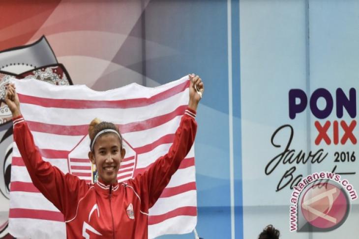 Emilia ingin berlatih di Amerika demi Asian Games