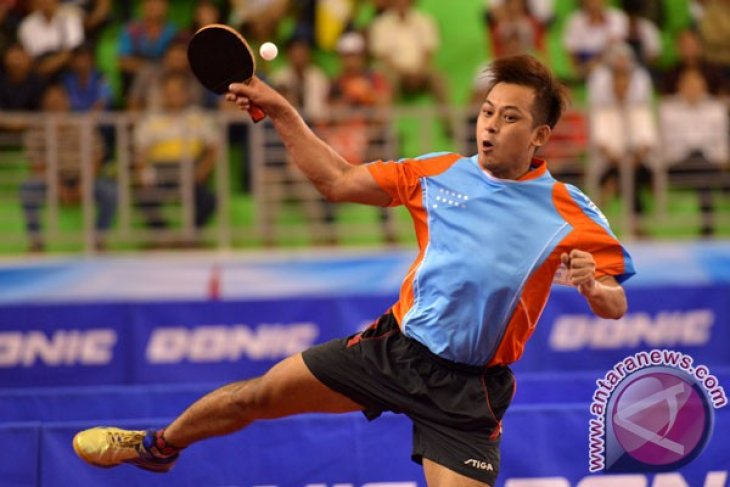 Asian Games (Table Tennis) - Three Indonesian athletes advance to the big 32 round