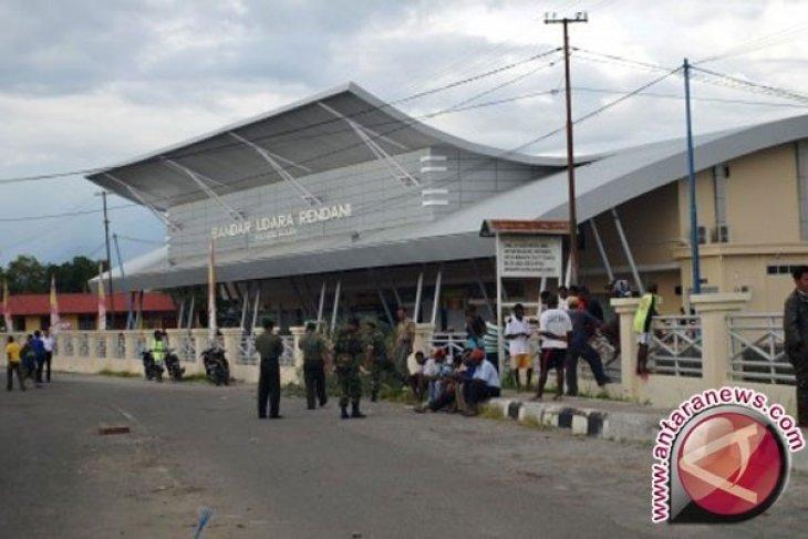 Bom Tua Ditemukan di Bandara Rendani Manokwari