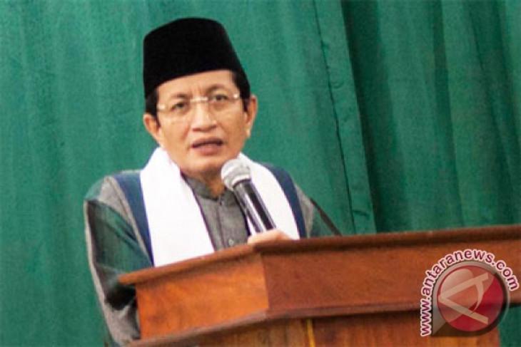 Nasaruddin: Idul Fitri momentum bersihkan dari radikalisme-terorisme