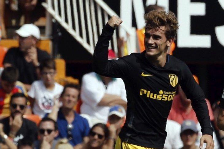 Barcelona disebut-sebut sepakat kontrak Griezmann