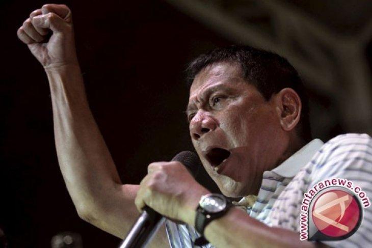 Duterte kepada Obama: 'Pergi sana, ke neraka'