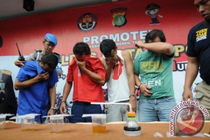 Lagi, Polisi Tangkap PNS Depok Sedang Pesta Narkoba