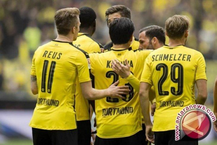 Thomas Tuchel Tinggalkan Borusia Dortmund