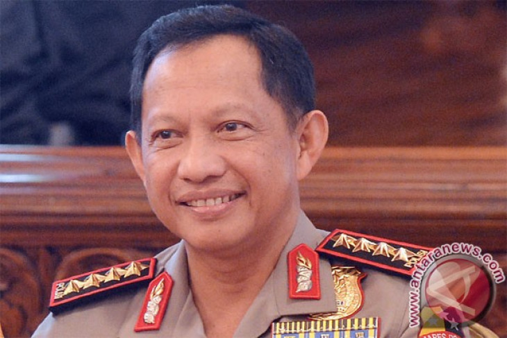Security condition remains favorable: Indonesian Police Chief