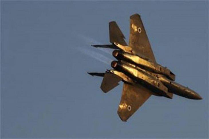 Jet tempur Israel hantam Gaza usai tembakan roket