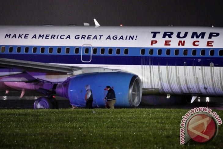 Penerbangan carter meningkat selama musim kampanye
