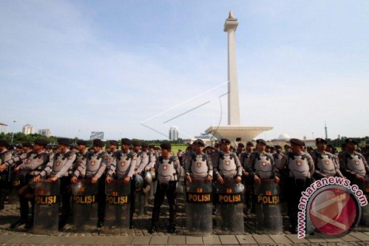 Kawasan Istana Kepresidenan Dipresiksi Hujan Saat Unjuk Rasa 4 November