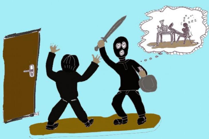 ANTARA Doeloe : Duel golok centeng perumahan vs. penjahat