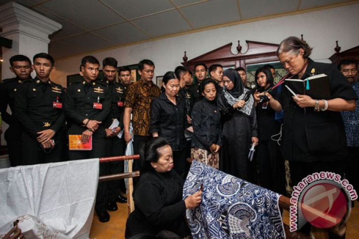 Yogyakarta gencarkan sertifikasi pengrajin batik