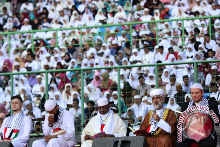 Tilawah Akbar Olimpiade Pecinta Alquran