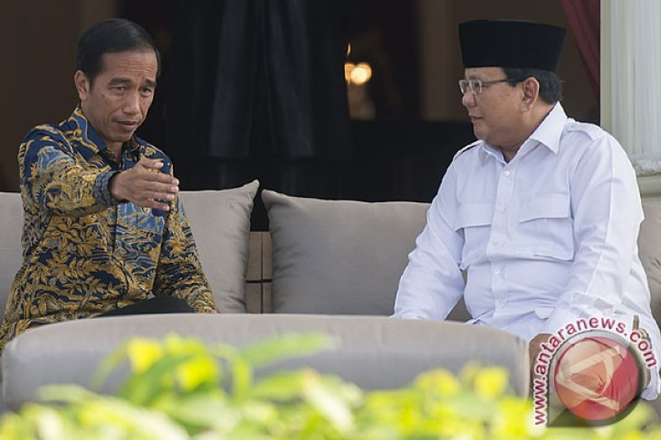 No plan to partner Jokowi with Prabowo: party official