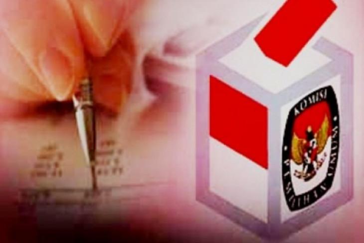 KPU tetapkan nomor urut cagub/cawagub Jabar