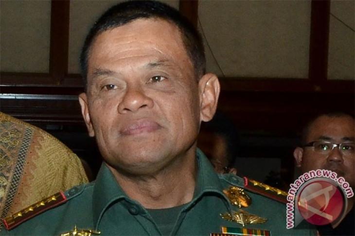 Panglima TNI : Indonesia harus ciptakan swasembada pangan