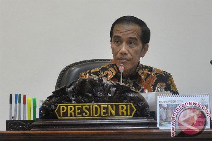 Jokowi: konservasi harus bertahan di hutan adat