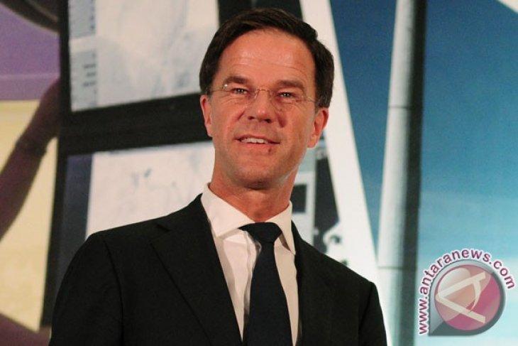 Rutte: Belanda takkan bergabung dalam aksi militer di Suriah